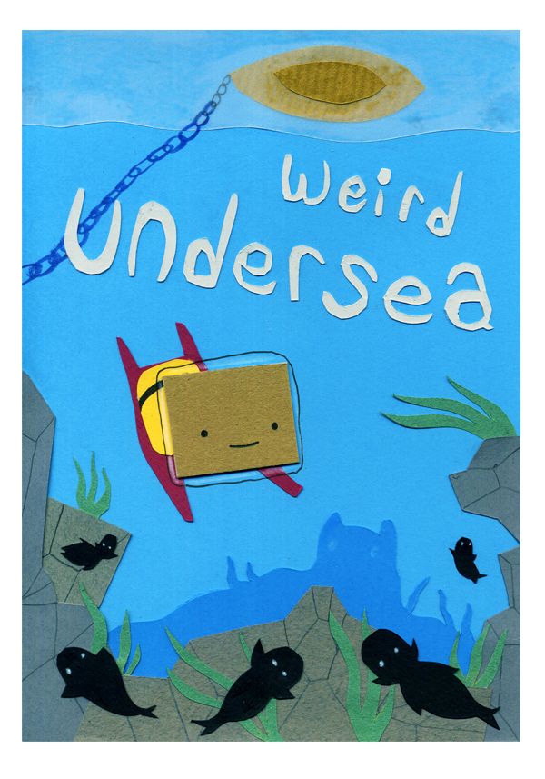 2013 Stories: Weird Undersea