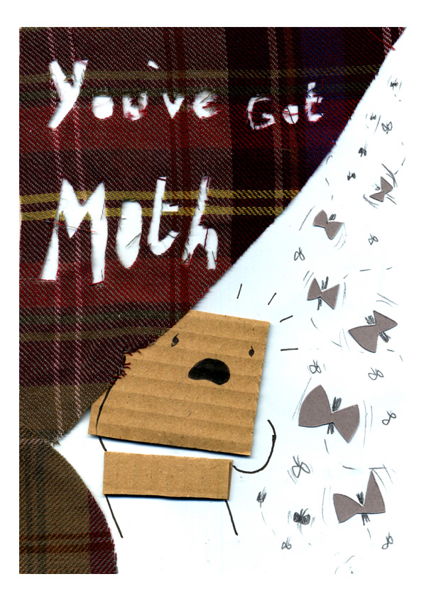 You've Got Moth