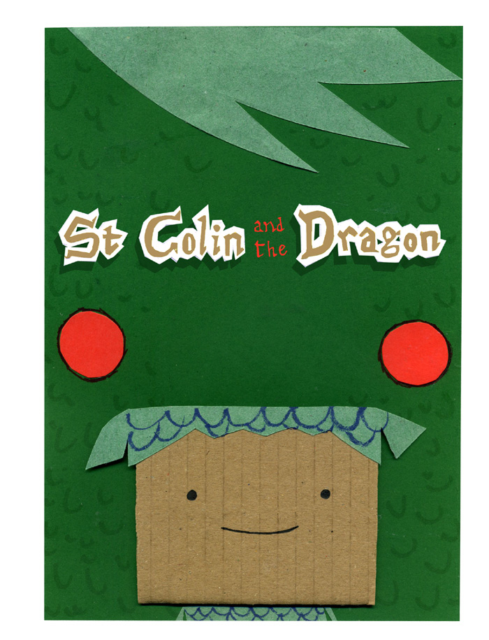 St Colin and the Dragon: Part 7