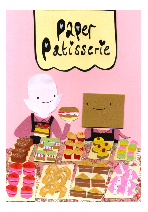 2013 Stories: Paper Patisserie