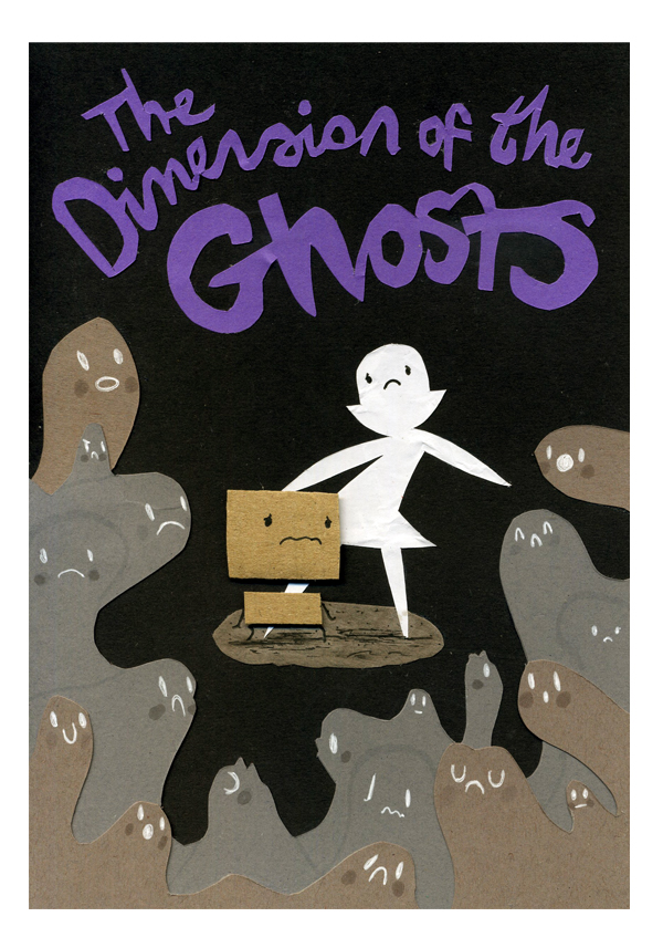 2013 Stories: The Dimension of the Ghosts