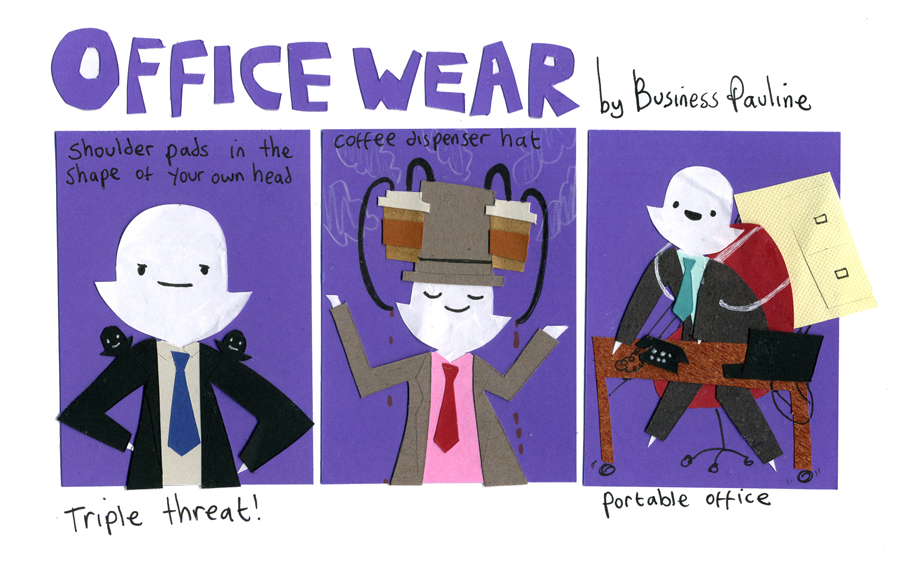 Office Wear by Business Pauline